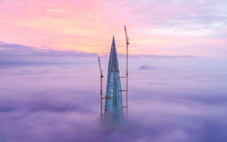 Lakhta Center Tower