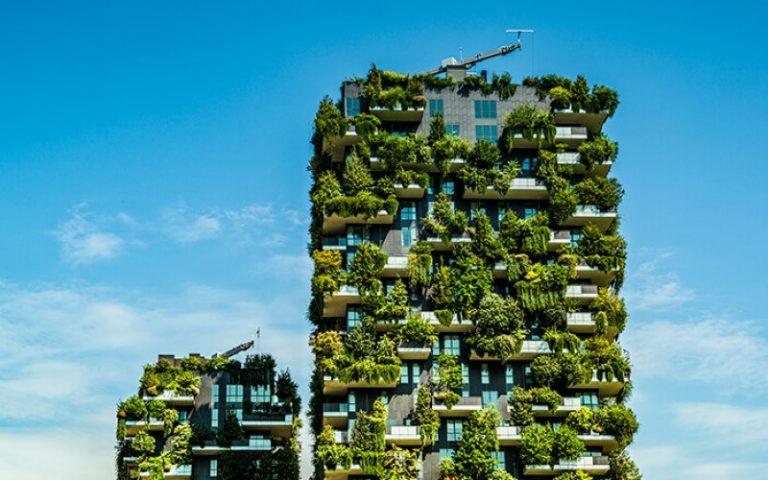 Groene stad
