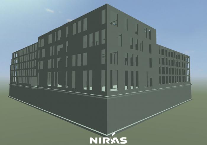 Cut Opening user_Niras project